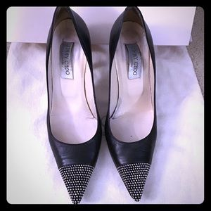 Jimmy Choo pumps with studs